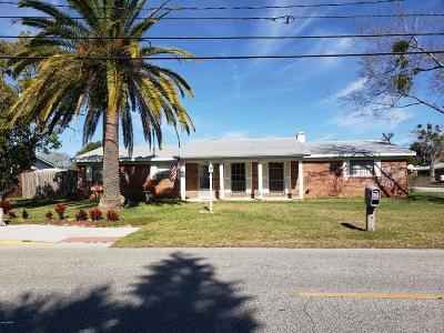 Daytona Beach Single Family Home For Sale: 1240 6th Street