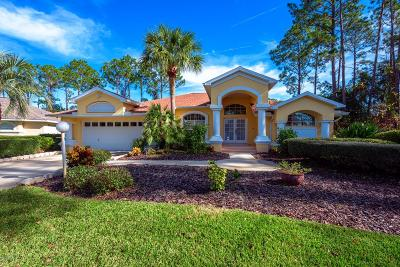 Palm Coast Single Family Home For Sale: 53 Woodhollow Lane