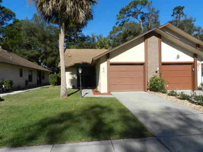Volusia County Attached For Sale: 879 Stonybrook Circle