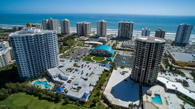 Volusia County Rental For Rent: 1 Oceans West Boulevard #20A6