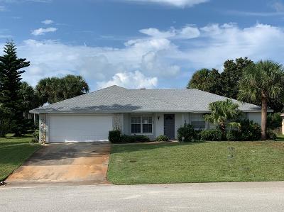 Single Family Home For Sale: 50 N Sea Island Drive