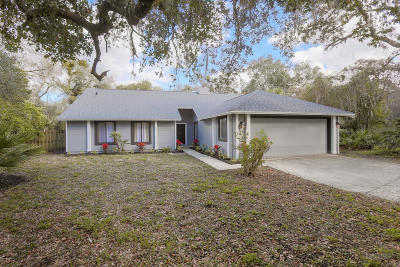 Ormond Beach Single Family Home For Sale: 15 Iroquois Trail