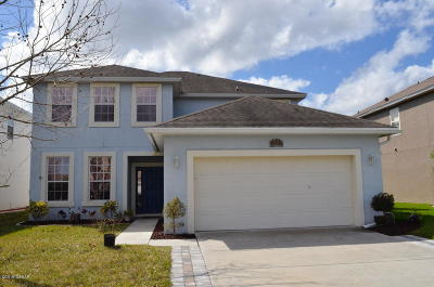 Port Orange Single Family Home For Sale: 5344 Coquina Shores Lane