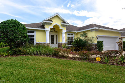 Ormond Beach, Ormond-by-the-sea Single Family Home For Sale: 3017 Monaghan Drive