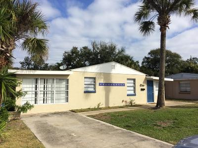 Ormond Beach FL Single Family Home For Sale: $179,000