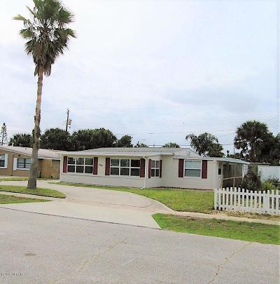 Ormond Beach FL Single Family Home For Sale: $185,000
