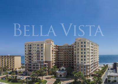 Daytona Beach Shores Condo/Townhouse For Sale: 2515 S Atlantic Avenue #209