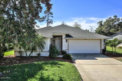 Port Orange Single Family Home For Sale: 6142 Jasmine Vine Drive