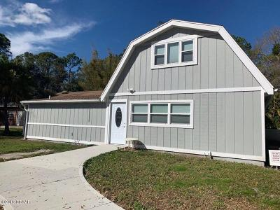Volusia County Rental For Rent: 1965 Avocado Drive #1/2