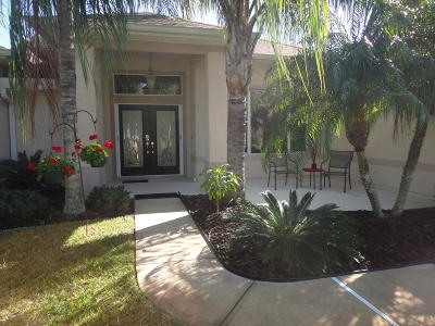 Ormond Beach FL Single Family Home For Sale: $349,000