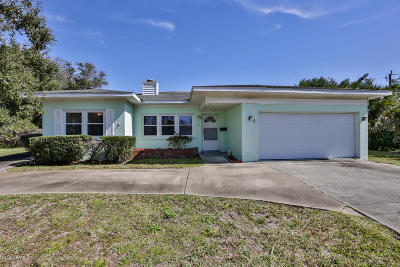 Ormond Beach FL Single Family Home For Sale: $210,000