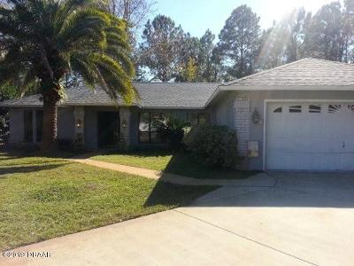 Palm Coast Single Family Home For Sale: 15 Winterling Place