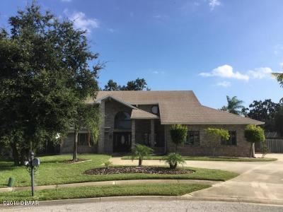 Port Orange Single Family Home For Sale: 737 Bay Tree Court