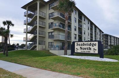 Ormond Beach Condo/Townhouse For Sale: 3170 Ocean Shore Boulevard #4040