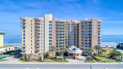 Daytona Beach Shores Condo/Townhouse For Sale: 1925 S Atlantic Avenue #809