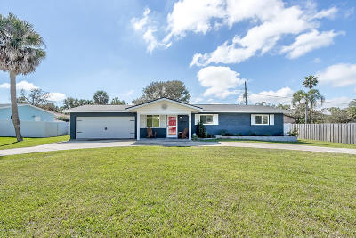 Ormond Beach FL Single Family Home For Sale: $320,000