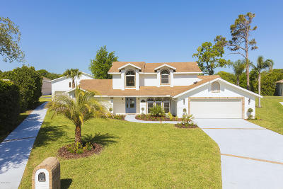 Port Orange Single Family Home For Sale: 1791 Earhart Court