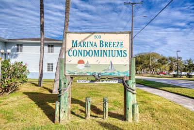 Daytona Beach Condo/Townhouse For Sale: 500 S Beach Street #C6