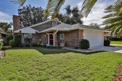 Port Orange Single Family Home For Sale: 910 Fruitwood Place