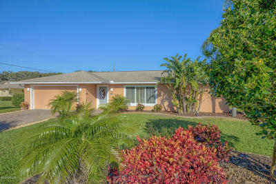 Ponce Inlet Single Family Home For Sale: 102 Marie Drive