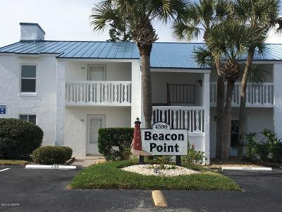 Ponce Inlet Condo/Townhouse For Sale: 4590 S Atlantic Avenue #1650