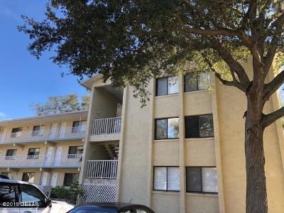 Daytona Beach Condo/Townhouse For Sale: 633 S Palmetto Avenue #3010