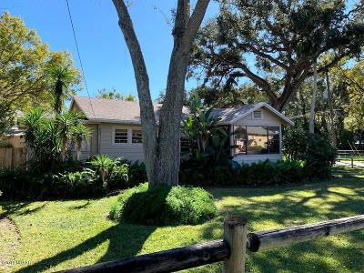 Daytona Beach Single Family Home For Sale: 407 Brentwood Drive