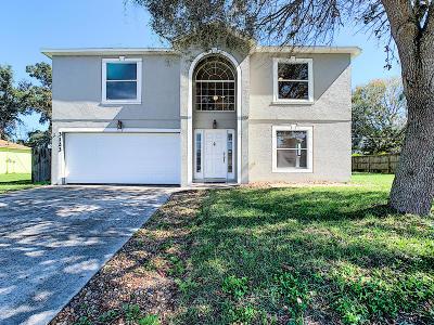 Edgewater Single Family Home For Sale: 3123 Umbrella Tree Drive