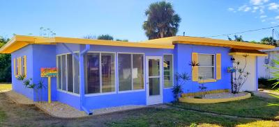 Daytona Beach Single Family Home For Sale: 364 Morningside Avenue