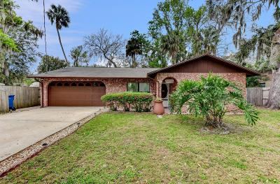 Daytona Beach Single Family Home For Sale: 1906 Holly Place