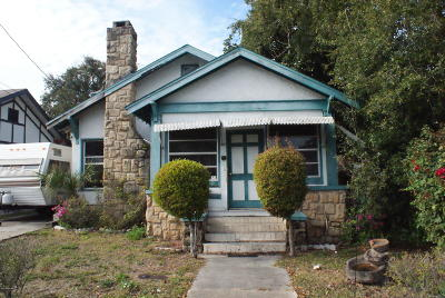 Daytona Beach Single Family Home For Sale: 208 Bellevue Avenue
