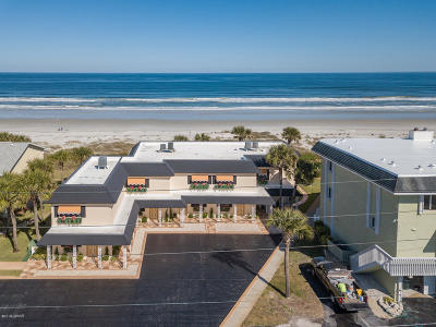 Ponce Inlet Single Family Home For Sale: 4787 S Atlantic Avenue #1