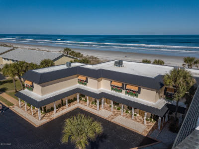 Ponce Inlet Single Family Home For Sale: 4787 S Atlantic Avenue #2