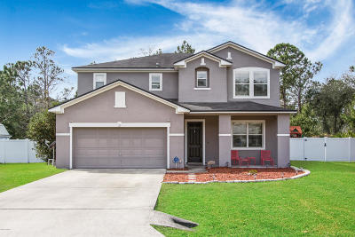 Palm Coast Single Family Home For Sale: 32 Sentinel Trail