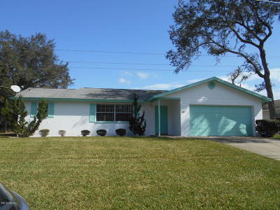 Ormond Beach Single Family Home For Sale: 207 Forest Hills Boulevard
