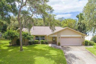 Port Orange Single Family Home For Sale: 728 Prospect Point Drive