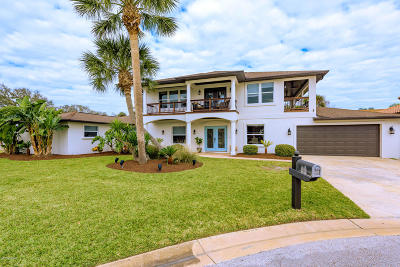 Ormond Beach Single Family Home For Sale: 55 Wimbledon Court