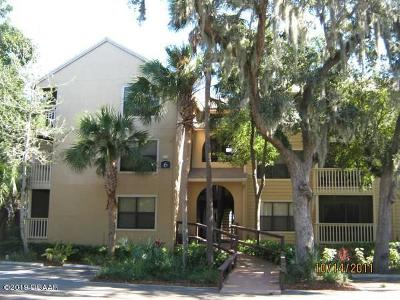 Volusia County Rental For Rent: 1401 S Palmetto Avenue #120