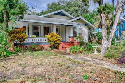 New Smyrna Beach Multi Family Home For Sale: 303 Washington Street