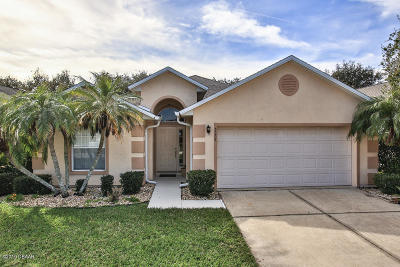 Port Orange Single Family Home For Sale: 6537 Shahab Lane