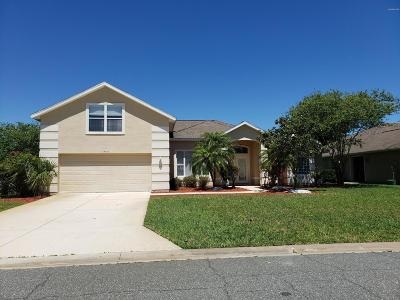 Volusia County Rental For Rent: 1400 Regal Pointe Lane
