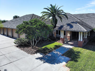 New Smyrna Beach Single Family Home For Sale: 1340 N Atlantic Avenue