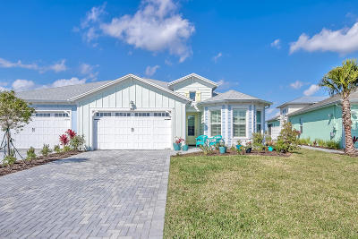 Daytona Beach Attached For Sale: 358 Coral Reef Way