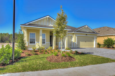 Daytona Beach, Daytona Beach Shores Single Family Home For Sale: 277 Cyan