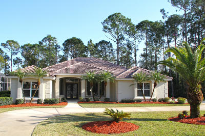 Port Orange Single Family Home For Sale: 2728 Autumn Leaves Drive