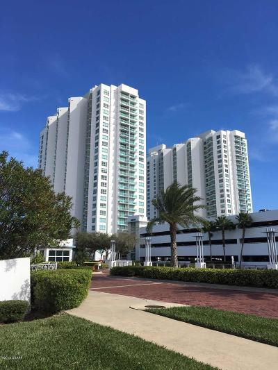 Holly Hill Condo/Townhouse For Sale: 241 Riverside Drive #704