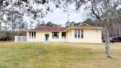 Ormond Beach, Ormond-by-the-sea Single Family Home For Sale: 281 Hemlock Drive