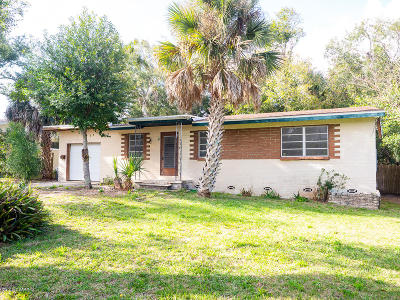 Ormond Beach, Ormond-by-the-sea Single Family Home For Sale: 37 Putnam Avenue