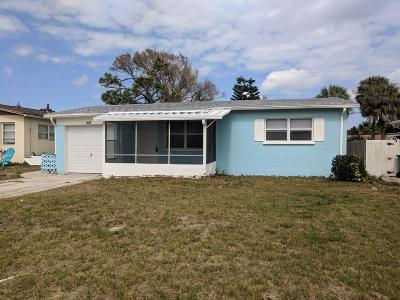 Ormond Beach, Ormond-by-the-sea Single Family Home For Sale: 168 Holland Road