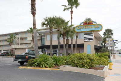 Daytona Beach Condo/Townhouse For Sale: 219 S Atlantic Avenue #428